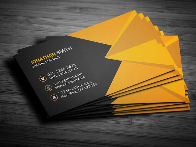 10 free business card psd template free download graphicslot free business card psd template 10 accmission Gallery