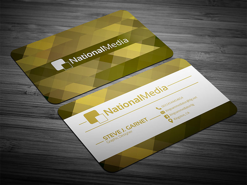 10 free business card psd template free download graphicslot free business card psd cheaphphosting Choice Image